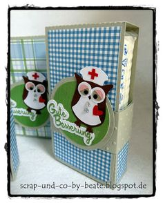 Eulen-Alarm: Geburtstagskarte