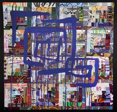 Grafitti III Katie Pasquini Masopust www.katiepm.com