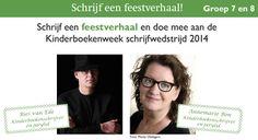 Schrijf een feestverhaal - PROMO Bovenbouwers.nl