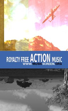 Royalty-free action music