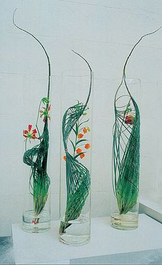 Graceful sculptures