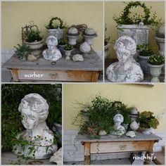 Am Hauseingang - Wohnen und Garten Foto