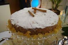 KUKA DE MAÇÃ E CANELA POR ÁLVARO RODRIGUES Cheesecakes, Chefs, Cook For Life, Brownie Cupcakes, Sugar Pie, Brunch, Sweet Bread, Vanilla Cake, Fudge