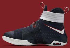 a91dcf32a9d3 Nike LeBron Soldier 10