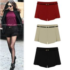 Find More Shorts Information about European Hot Selling Short Feminino Women's Plus Size High Waist Woolen Shorts Patchwork Wine Red Black Autumn Winter Shorts ,High Quality wine packing,China sell sunglass Suppliers,  http://www.aliexpress.com/store/product/European-Hot-Selling-Short-Feminino-Women-s-Plus-Size-High-Waist-Woolen-Shorts-Patchwork-Wine-Red/1381800_32228216373.html