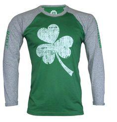 4bb5bb31a Irish American Baseball Top $28 Baseball Tops, St Pattys, St Patricks Day,  Irish