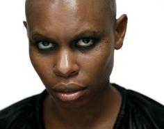 Skin is Pseudonym of British rock singer / guitarist Deborah Anne Dyer.