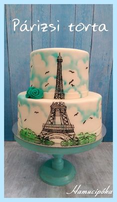 Hamucipóka: Párizsi torta Dorka módra