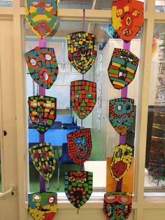Year 4 Mayan masks