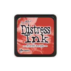 Distress Mini Ink Pad Old Paper