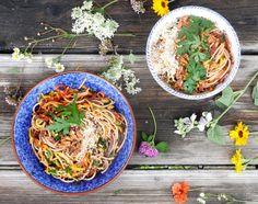 P1020558 Vegans, Japchae, Ethnic Recipes, Food, Vegan Recipes, Tutorials, Koken, Meals