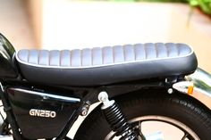 Proyecto Suzuki GN 250 Café Racer