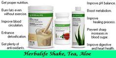 simple herbalife shake presentation - Google Search