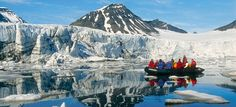 High Arctic expeditions offer a spectacular region less visited than even Antarctica  We offer Arctic cruises to Spitsbergen, Greenland, North Pole, Canadian & Russian Arctic  Excellent chance of polar bears sightings, plus walrus, arctic fox, whales and birdlife  Forge through the fjords and pack ice, weave between towering icebergs and experience carving glaciers  Wide choice of small, personal Arctic ships carrying 12 – 120 passengers  Optional adventure activities include kayaking and…