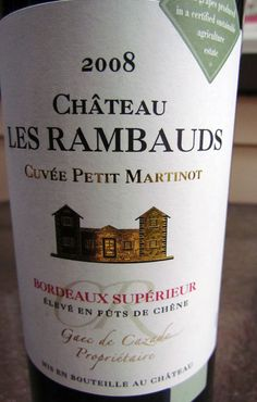 great french wine