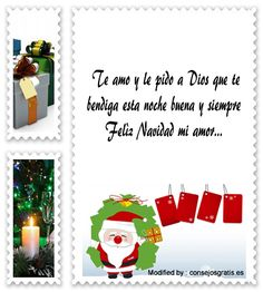 mensajes para enviar en Navidad a mi novio, poemas para enviar en Navidad a mi novio: http://www.consejosgratis.es/saludos-de-navidad-para-mi-novio/