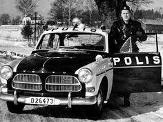 Volvo Amazon 1962, Sweden