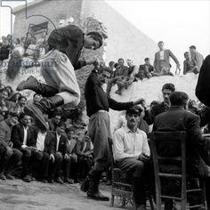 Κρήτη, 1954, φωτό: Dimitris Harissiadis – Γάμος στα Ανώγεια