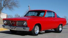 1966 Plymouth Barracuda 440/500 HP, Automatic presented as lot F223 at Denver, CO 2015 - image1