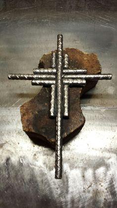 Rebar cross...