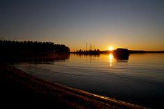 Photo by Petri Karvonen | Morning on the Beach