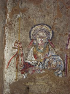 St. Menas from Kom H in Dongola.