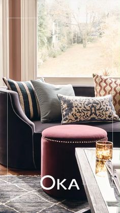 Discover a sitting room that's just that. Shop the edit.