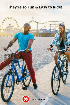 Check out our line of easy to ride Electric Bikes. #bikes #electricbike #cycling