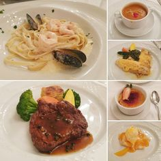 All Inclusive themed restaurant at Riu Palace Paradise Island - Exquisite food in Paradise Island.