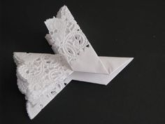 Origami Folding Instructions - Origami Dove - Holiday Origami