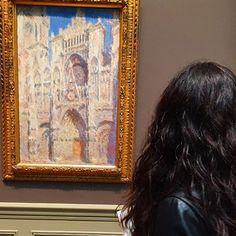 Ah, os impressionistas e sua Normandia... por: graziwidman