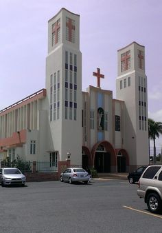 Parroquia Santuario Maria Auxiliadora, Cantera   Puerto Rico
