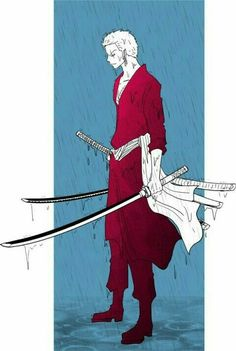 Roronoa Zoro _One Piece