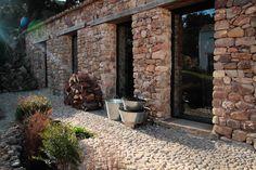 Un refuge en pierres en Andalousie - PLANETE DECO a homes world