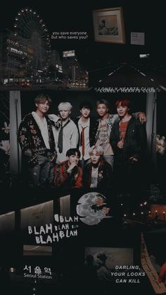 "bts wallpaper ""Why are you always so quiet"" ""I c-c-cant s-speak or he-hear correctly."" A story in which a curious Taehyung meets a qu. Bts Aesthetic Wallpaper For Phone, Black Aesthetic Wallpaper, Aesthetic Wallpapers, Foto Bts, Bts Photo, Lock Screen Wallpaper, Bts Wallpaper, Bts Backgrounds, Bts Aesthetic Pictures"