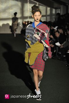 FASHION JAPAN: Nozomi Ishiguro Haute Couture A/W 2013 (Japan Fashion Week)