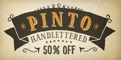 Pinto™ - Webfont & Desktop font « MyFonts