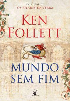 Paixão por Livros: Mundo Sem Fim - Ken Follett