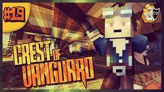 Minecraft  Crest Of Vanguard  STORAGE ROOM