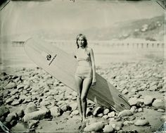 This image is from Joni Sternbach.  She adds an antique look to all of her photos.  Great style.