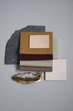 Toogood, Material Board