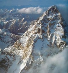West face of K2