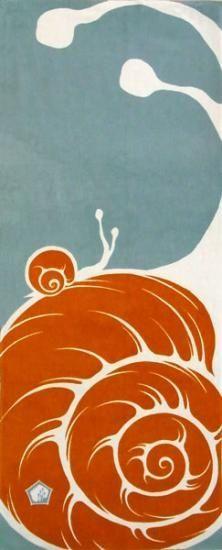 snail fabric from hitogi in japan http://www.hitogi.com/%E3%81%8B%E3%81%9F%E3%81%A4%E3%82%80%E3%82%8A/#cc-m-product-9589131279