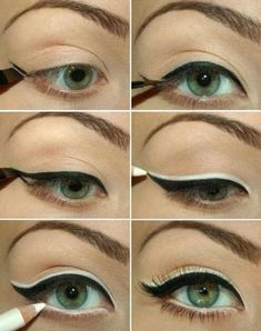 How-To Pin-up style make-up