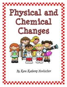 Worksheet Physical And Chemical Change Worksheet chemical change simple and worksheets on pinterest