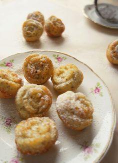 Geschwister Gezwitscher: Saftigste Mohnmuffins nach einem Rezept von Jeanny