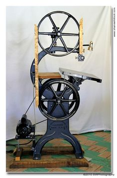 20 inch Crescent Band Saw