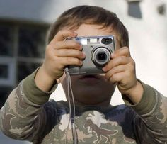"""""""I gave my 2-year-old son a camera on the Fourth of July and all he did was take pictures of women's boobs."""""""