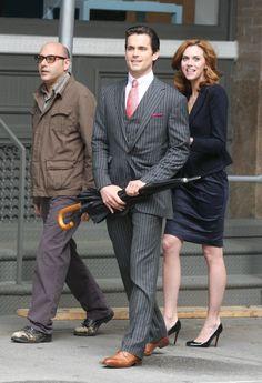 White Collar - Matt Bomer a.k.a. Neal Caffrey.