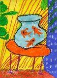 Matisse Goldfish, Artsonia